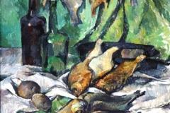 A La Cezanne
